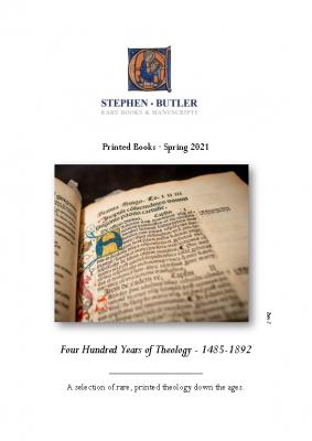 Book Catalogue Spring 2021